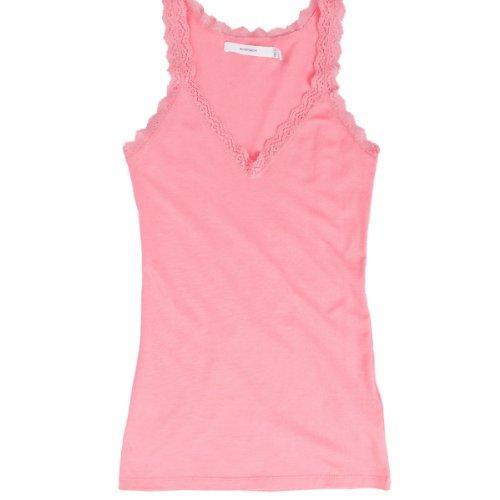 women'secret - Camiseta de tirantes en algodón Rose