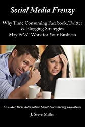 Social Media Frenzy: Why Time Consuming Facebook, Twitter & Blogging Strategies  May NOT Work for Your Business - Consider These Alternative Social Networking Initiatives (English Edition)