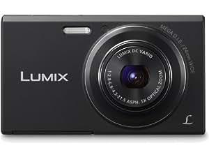 """Panasonic Lumix DMC-FS50EF-K Appareil photo numérique Taille d'écran 2,7""""  (6,7) Zoom optique 5x Noir"""