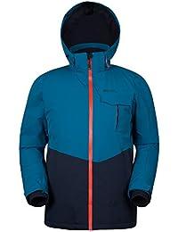Mountain Warehouse Veste de Ski homme Blouson Sport Hiver Atmosphere