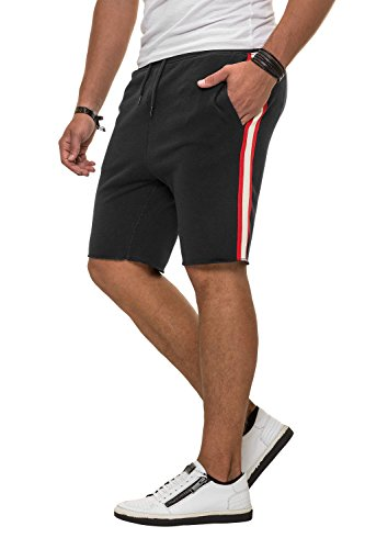 JACK & JONES Herren Trainingsshorts Sweat Shorts Sporthose Jogginghose (XL, Tap Shoe)