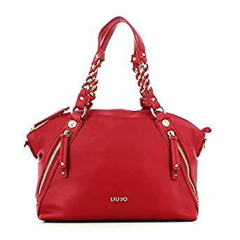 Liu Jo Bauletto It Bag Cherry