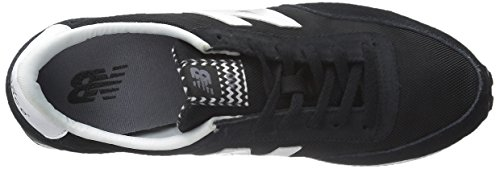 New Balance Damen Ml_wl410v1 Sneakers Schwarz (Black/White)