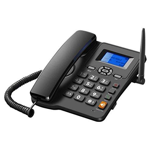 STRIR Wireless Quadband GSM - Wireless Teléfono fijo