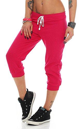 AE - Pantalon - Femme rose bonbon