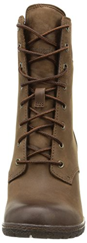 Timberland Glancy FTW Damen Kurzschaft Stiefel Braun (Dark Brown)