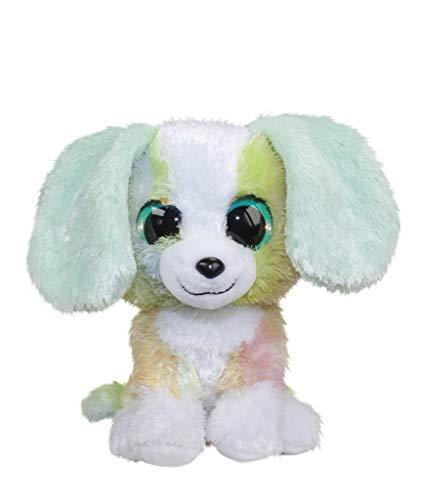 "Dog Spotty Plush - Lumo Stars 54997 - 15cm 6"""