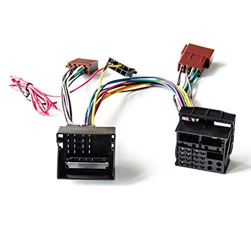 Inkars INKA-902885-00 - Cable mute ISO-3C para Parrot CK3100, CK3200, MKi9100, MKi9200...