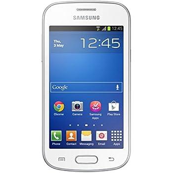 Samsung S7390 Galaxy Trend Lite Smartphone, 4 GB, Bianco [Italia]