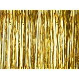 Fransengirlande, gold, 6 Meter