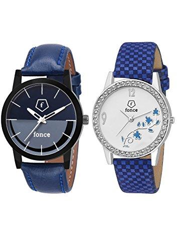 Fonce wrist watch combo