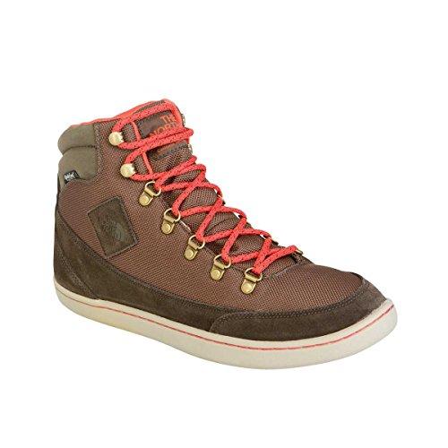 The North Face, Sneaker uomo Coffee Brown/Orange US 13.0/UK 12.0