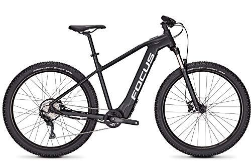 Focus Whistler² 6.9 Groove Alltag & Fitness Elektro Mountain Bike 2019 (L/48cm, Black) (Mountain-bike Elektro)