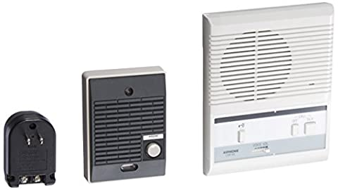 Aiphone LEM-1DLS Single-Door Access Sentry System Starter Kit with One Master Intercom by Aiphone (Aiphone Wetterfeste Türstation)