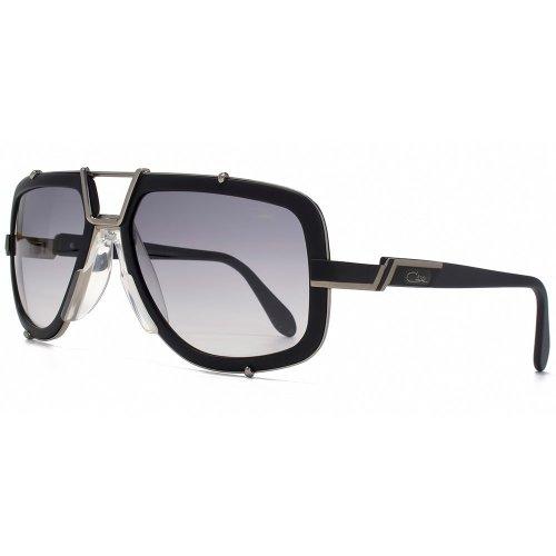 Cazal Legenden 656 Sonnenbrille Im Matt-schwarz