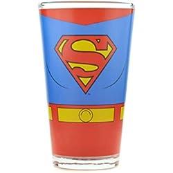 Superman Classic Vaso de cristal