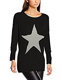 ONLY Women's Onlreese L/S Pullover Knt Jumper