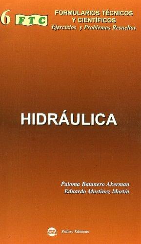 Formulario de hidraulica por Paloma Batanero Akerman