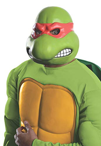 - Ninja Turtle Raphael Maske