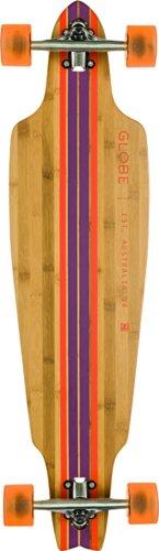 Globe Longboard Prowler Bamboo, Bamboo/Clay, One size, 10525145 -