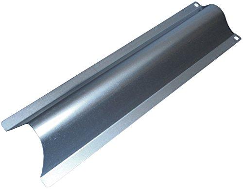 Music City Metals 95511 Plaque de cuisson en acier aluminisé pour la marque de grill à gaz Blooma- Argent