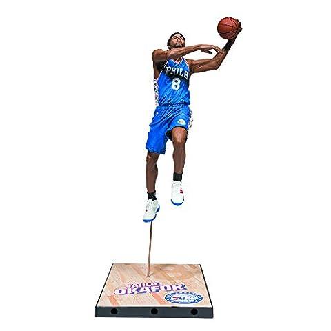 McFarlane NBA Series 28 JAHLIL OKAFOR #8 - Philadelphia 76ers Sports Picks Figure