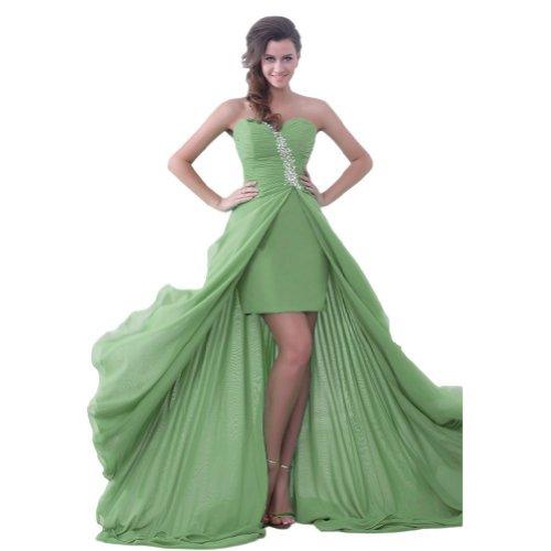 Lemandy - Robe -  Femme Custom-made Size Vert - Vert clair