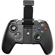 Tronsmart G02 Mando inalámbrico, Controlador Gamepad Bluetooth para Dispositivo Android, PS3, PC, TV (Box y Smart TV) y más -Negro