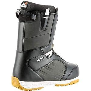 Nitro Snowboards Herren Anthem TLS 19′ Leichter Snowboardschuh Snowboardboot mit Schnellschnürsystem Allround Freestyle Freeride Softboot Warm Boots