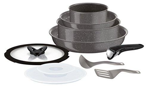 Tefal L2559002 Ingenio météor Céramique Iron Moucheté clair  33 x 33 x 24 cm 3168430250321
