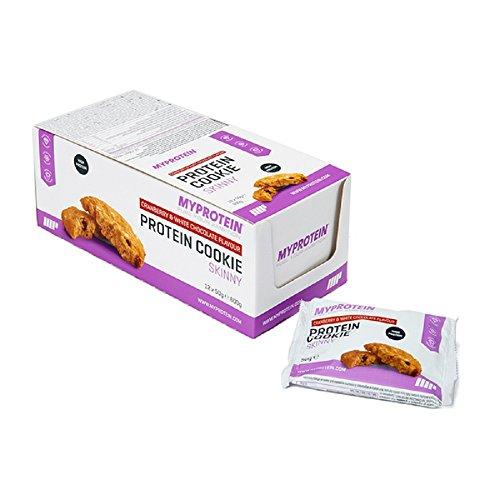 MyProtein-Proteine Skinny Cookies 50G - 41mUbRrVpGL