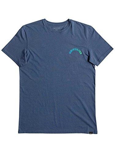 Quiksilver Herren T-Shirt Dark Denim