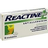 Reactine duo® Retardtabletten by Reactine