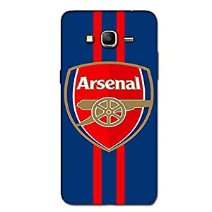 FOOTBALL CLUB BACK COVER FOR SAMSUNG ON7