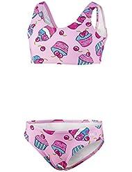 Beco Chica Bikini Ropa, niña, BECO Bikini Mädchen, rose, 116