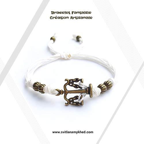 Bracelet BALANCE DE LA JUSTICE. BALANCE DE THÉMIS cadeau pour un avocat, école de droit, diplômé, juge