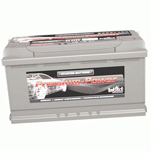 Preisvergleich Produktbild intAct Batterie Premium-Power 12V 85Ah 800A PP85MF