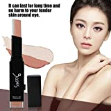 3CEYES Double Colors Cosmetic Makeup Eye Shadow Long Lasting Eyes Cream Pen