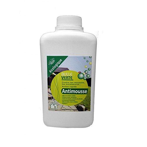 Antimousse, 1kg, Bulle verte