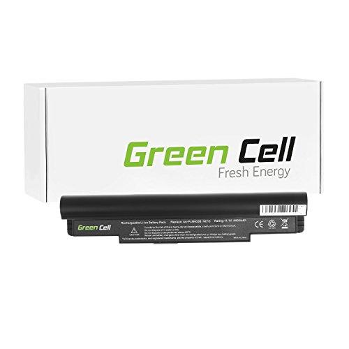 Green Cell Standard Serie Batteria per Portatile Samsung NP-N130 (6 Pile 4400mAh 11.1V Nero)