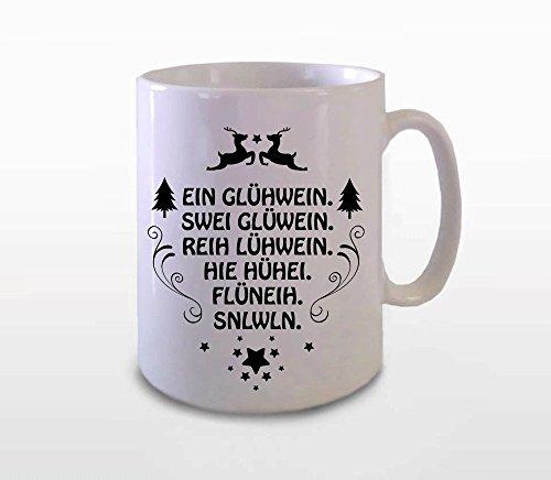 41mUjiWsA2L Tassen zum Glühwein-Trinken