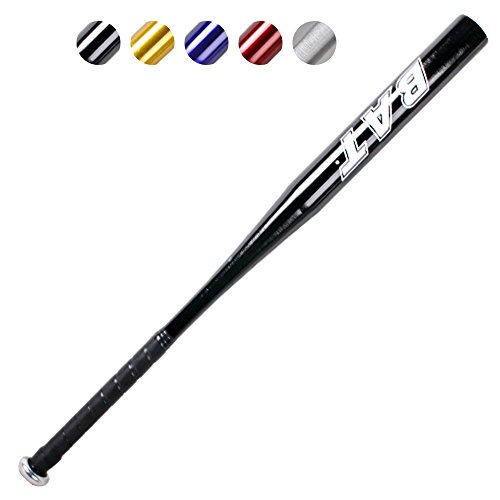 #SPEED ALU Alloy Bat Schläger Aluminium Baseballschläger Baseball 32 Zoll NEU Schwarz#