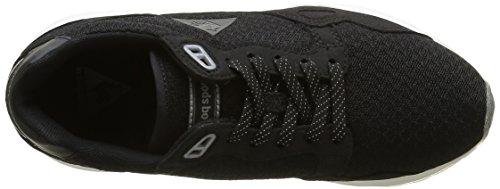 Le Coq Sportif Damen LCS R900 Sparkly Sneaker Schwarz (BlackBlack)