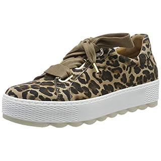 Gabor Shoes Damen Comfort Basic Sneaker, Beige (Natur 90), 38 EU