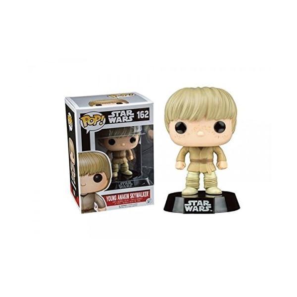Funko Pop Anakin Skywalker Niño (Star Wars 162) Funko Pop Star Wars