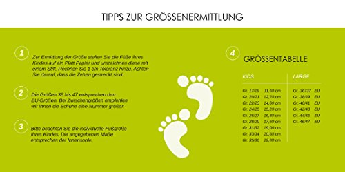 Jinwood designed by amsomo - Jungen - Maedchen - Hausschuhe - ECHT LEDER - Lederpuschen - Krabbelschuhe - soft sole / mini shoes div. Groeßen tractor green soft sole