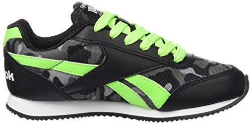 Black Jovem Reebok Royal Verde 2g Sapatos Cljog branco Pálido De Shark Preto Corrida solar Verde Wht q65ggdw