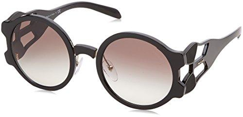 Ray-Ban Damen 1ab0a7 Sonnenbrille, Schwarz (Black/Grey), 54