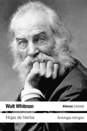 Hojas de hierba: Antología bilingüe (El Libro De Bolsillo - Literatura) por Walt Whitman