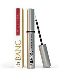 Bang - Sérum de croissance pour sourcilsplus épais en 2-4 semaines - Avec peptides, huile d'argan et huile de...